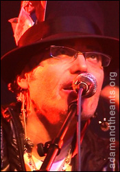 Adam Ant - Live at The Scala
