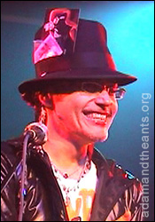 Adam Ant at The Scala