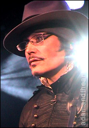 Adam Ant - Live at the Garage, London