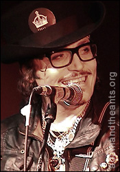 Adam Ant - Live at the Water Rats, London